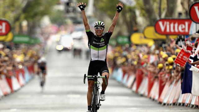 Boasson Hagen 6 yıllık hasrete son verdi