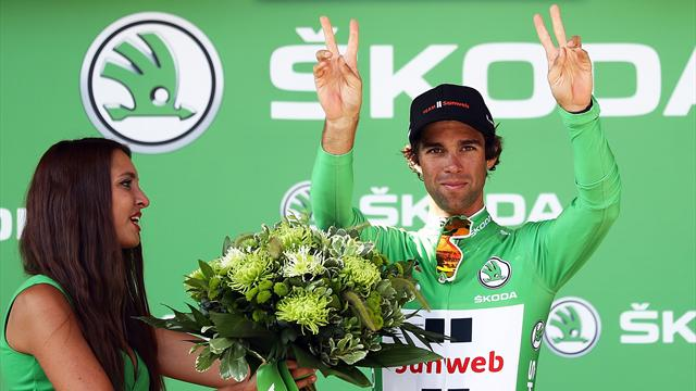 Blazin' Saddles: Green jersey guide - Sagan, Matthews, Gaviria, Kittel...
