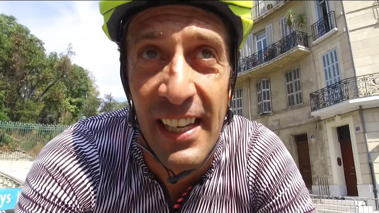VIDEO - Flecha's recon: Eurosport expert rides Marseille TT - Tour de France - Video Eurosport UK