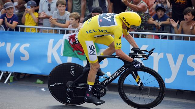 Vant Tour de France for fjerde gang
