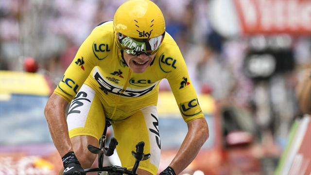 Tour de Francia 2017: Un cuarto (Froome) y un maldito segundo (Landa)