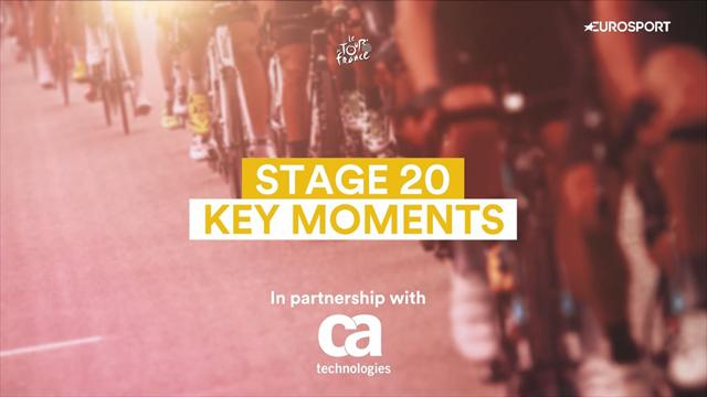 Key Moments: Stage 20