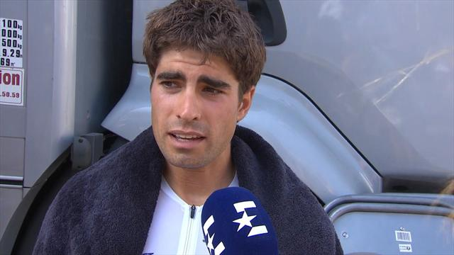 Mikel Landa: I've not given up on third place yet