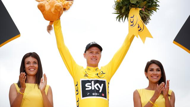 Froome wins Tour de France as Groenewegen triumphs in Champs-Elysees sprint