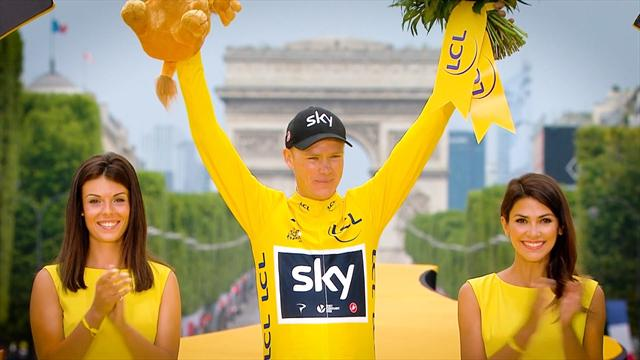 Highlights: The best finishes, biggest moments and heaviest crashes in the Tour de France