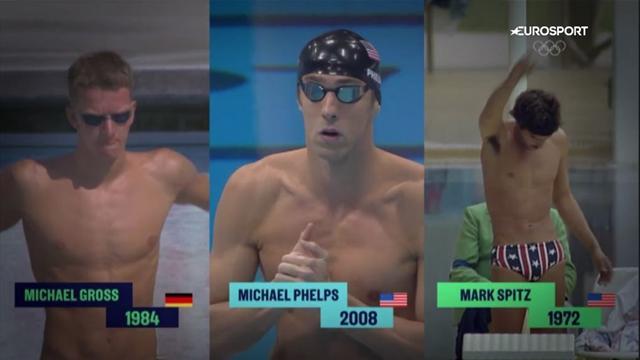Groß, Spitz & Phelps in einem Rennen - unser Race of Legends!