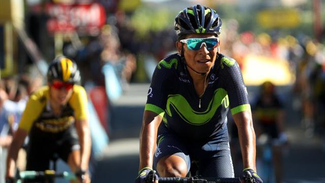 """Quintana : """"Froome ? J'espère que les autorités antidopage feront bien leur travail"""""""