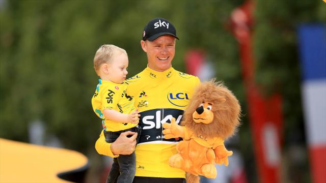 'That's what's driving me' - Froome on 2020 Tour de France goal