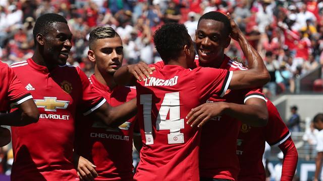 Manchester United beat Real Madrid in shambolic shootout