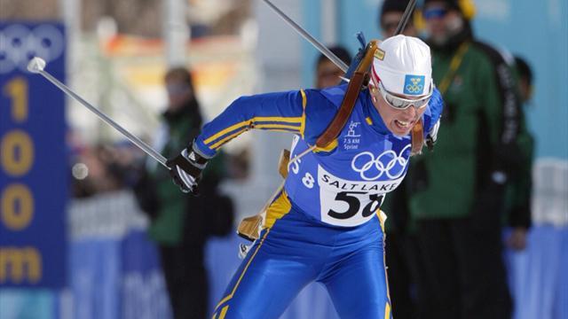 """Biathletin des 20. Jahrhunderts"": Magdalena Forsberg wird 50"