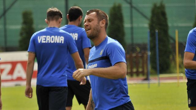 """Cassano ha deciso: """"Non giocherò più a calcio"""""""