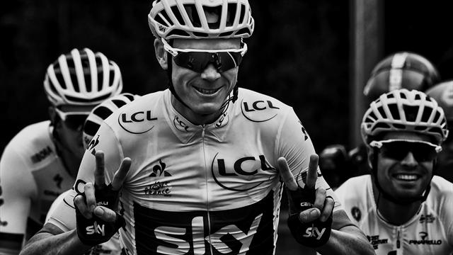 Kirby: What inspired Froome's golden era