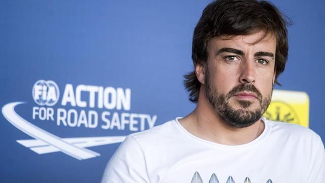 El Alonso más optimista ve en el GP de Hungría una ocasión de oro
