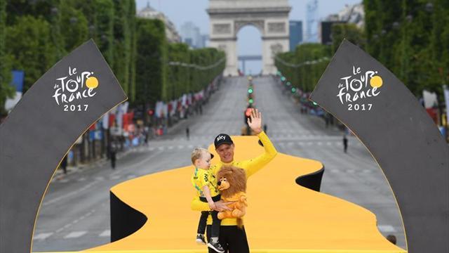 """Chris Froome: """"Voy a por La Vuelta"""""""