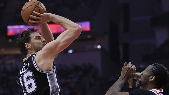 Pau Gasol renueva con San Antonio Spurs por tres años y cobrará alrededor de 41 millones de euros