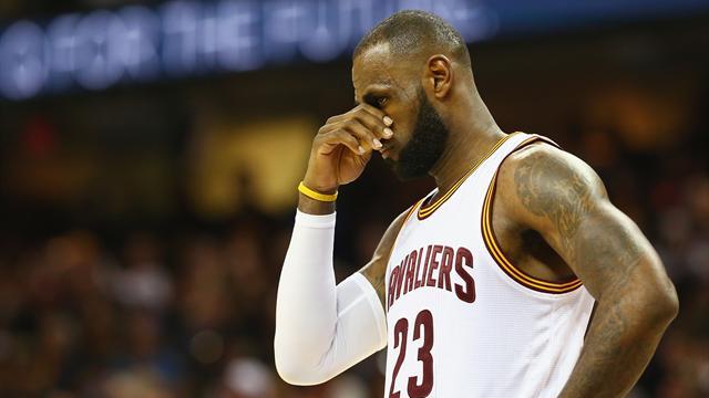 Irving sur le départ, LeBron bientôt libre… Les Cavaliers sont prêts à exploser !
