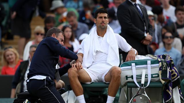 Джокович небудет играть доконца 2017 из-за травмы