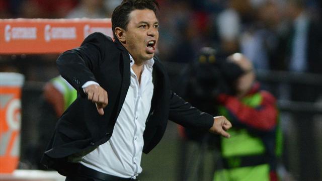 Gallardo brille avec River Plate… en attendant l'Europe ?