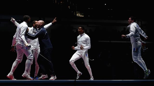 Les épéistes en finale, les sabreuses pour le bronze : au moins une médaille de plus pour la France