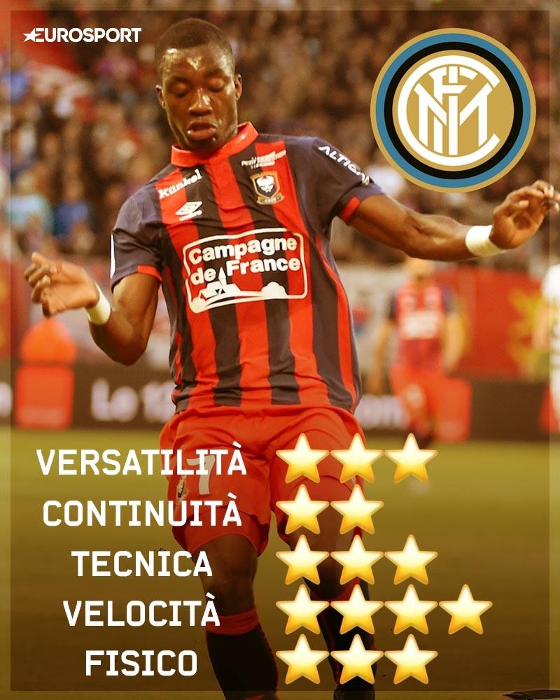 Inter, Karamoh ad un passo: Ausilio torna domani, subito vertice per chiudere
