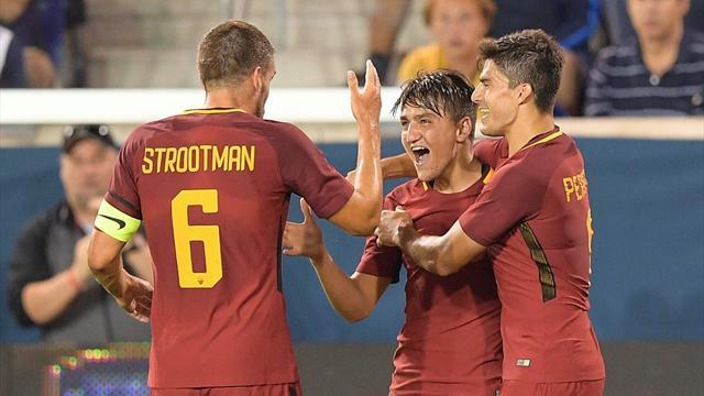 Cengiz Ünder'den ilk maçında ilk gol