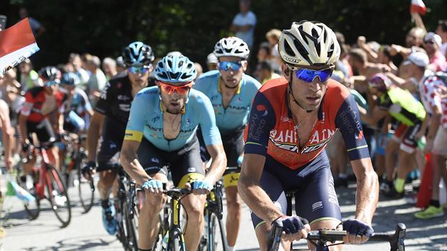 Vincenzo Nibali sfida Rohan Dennis e Rui Costa al Giro di Polonia