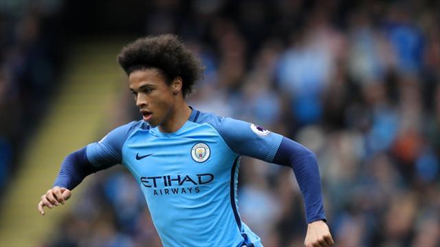 Leroy Sane eyeing silverware with Manchester City next season
