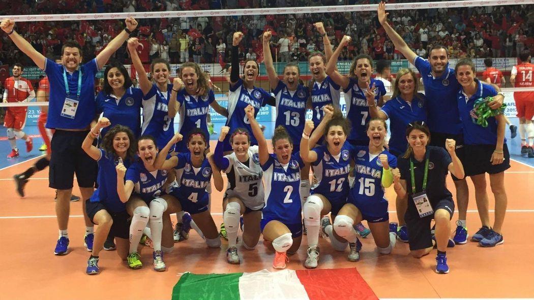 f7021e72b0 Volley femminile