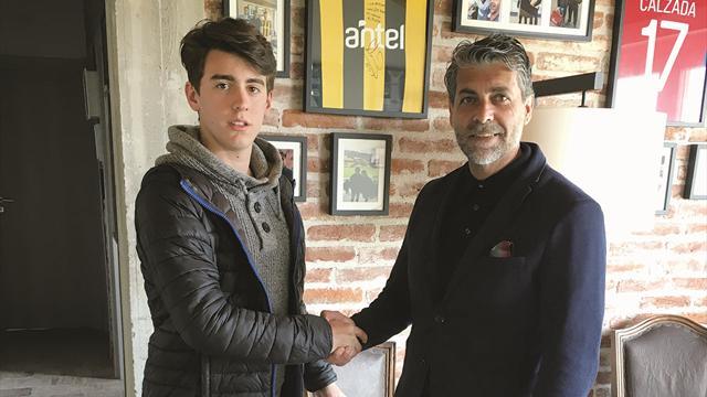 Dalla Terza Categoria a Montevideo, Leonardo Grillo: il 16enne che vuole sfondare in Uruguay