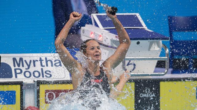 Federica Pellegrini sei immensa! Oro da leggenda nei 200 sl ai Mondiali di Budapest