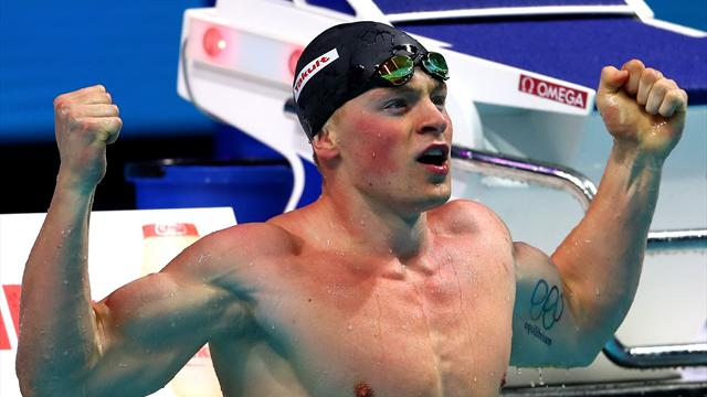 Adam Peaty storms to another gold