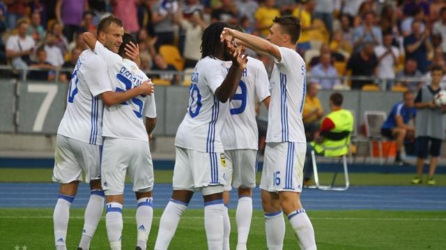 «Динамо» засчитано техническое поражение за неявку на матч с «Мариуполем»