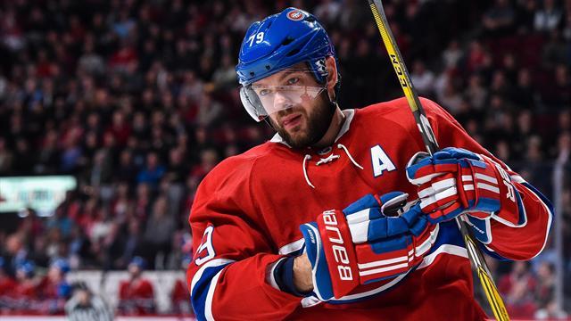 Марков покинул клуб НХЛ «Монреаль»