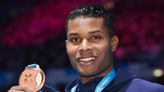 """Metella : """"Même Phelps n'a pas réussi à être médaillé sur 100m nage libre et papillon"""""""