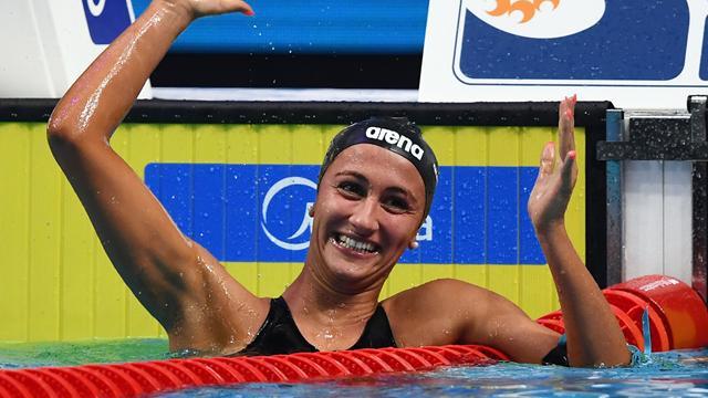 Europei di nuoto: Simona Quadarella e il pensiero stupendo della medaglia d'oro
