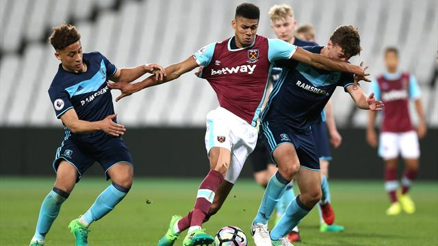 Middlesbrough sign striker Fletcher from West Ham