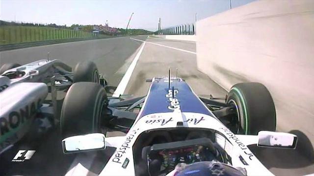 """Button et le sexe, """"Schumi le cinglé"""", Hamilton """"Seul sur Mars"""" : Les incroyables du GP de Hongrie"""