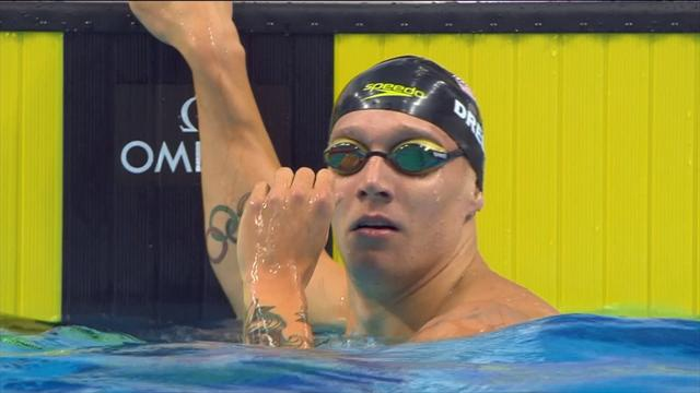 Dressel produces powerhouse butterfly in Budapest