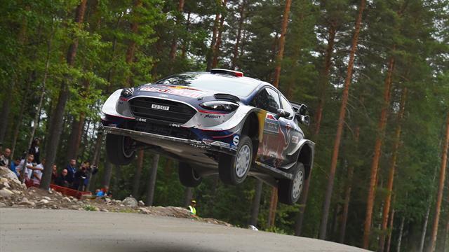 M-Sport soutenu par Ford, Ogier augmente ses chances de sixième titre
