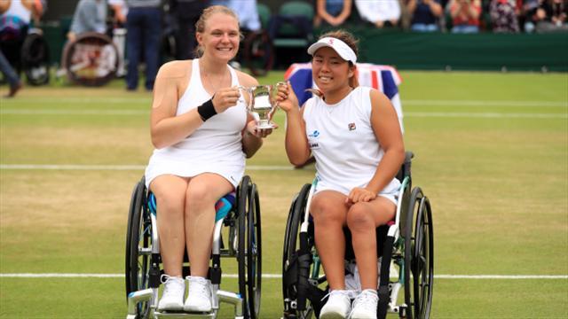 Tenis dünyasının yeni hamile şampiyonu