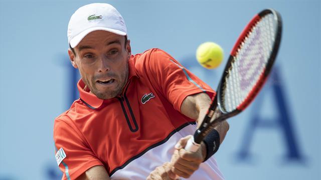 ATP Winston-Salem, Roberto Bautista-Marcos Baghdatis: Una locomotora (6-3 y 6-4)
