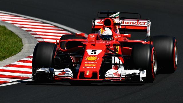Феттель выиграл квалификацию Гран-при Венгрии, Квят – 13-й