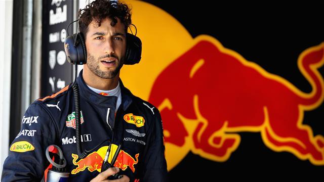 L'avenir de Ricciardo s'inscrit-il à long terme chez Red Bull ?