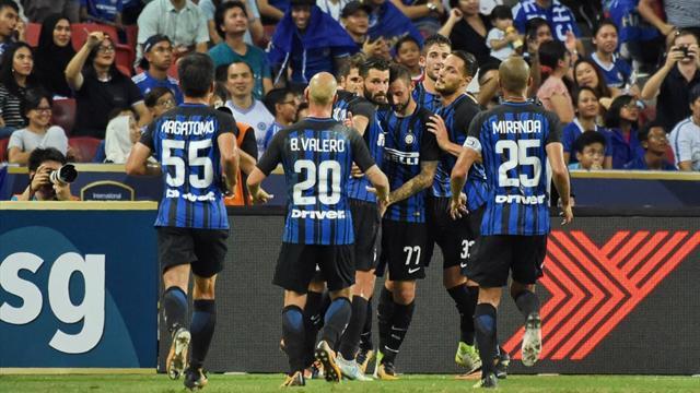 Inter-Fiorentina, probabili formazioni: Eysseric dal 1'. In attacco più Baba che Cholito