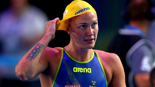 Mundiales Natación 2017: Sara Sjöstrom, récord mundial de los 50 libre