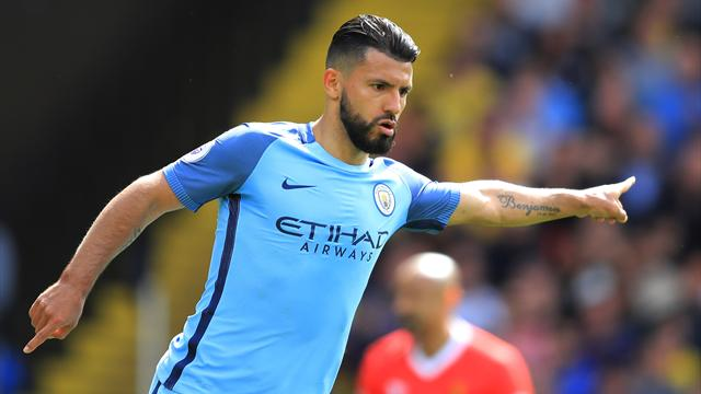Jesus, Aguero lead line as Pep names attacking line-up