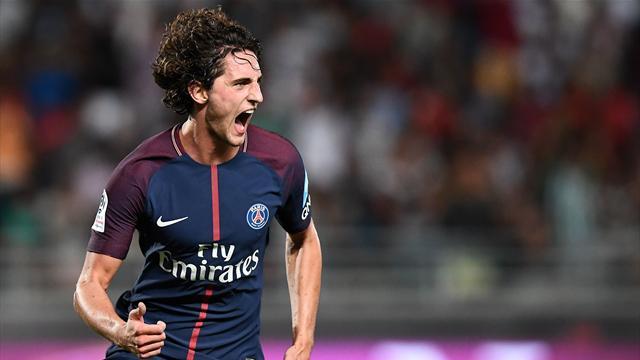Un temps incertain, Rabiot fait finalement bien partie du groupe du PSG pour affronter Lyon