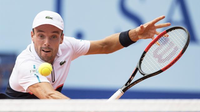 Fognini pudo con la revelación de Gstaad y festejó su 5° título