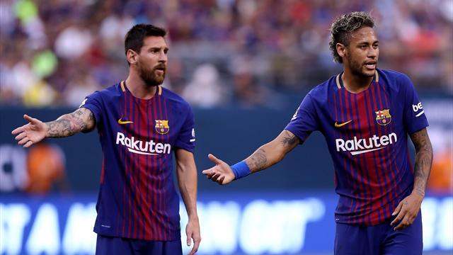 """Messi erklärt: """"Dachte Neymar wechselt zu Real"""""""