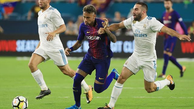 Neymar n'a pas brillé mais le Barça s'est quand même offert le Clasico